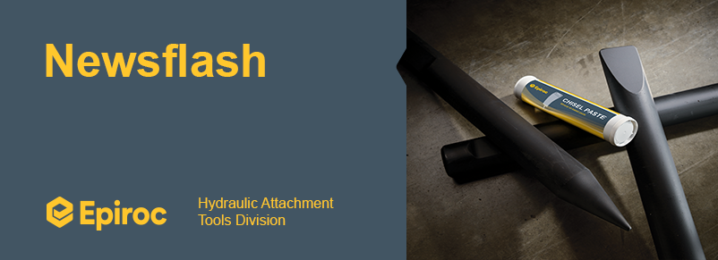 Epiroc BAEG BA Equipment Group Australia Hyrdaulic Attachment Tools Divison