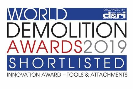 Epiroc Bio Chisel Paste Is Shortlisted  For The World Demolition Awards 2019